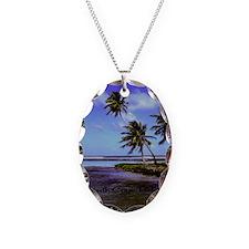 South Caye Belize 5.5x7.5 Necklace