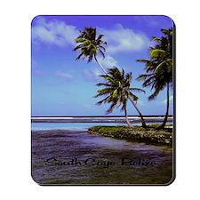 South Caye Belize 5.5x7.5 Mousepad