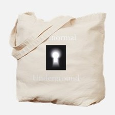 New on Dark clothes logo.gif Tote Bag