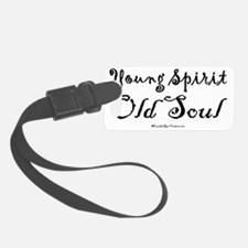 spiritsoul_sq Luggage Tag