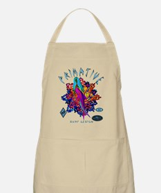 BLUE GIRL PROOF Apron