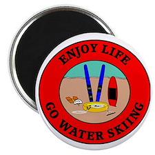 waterski2 Magnet