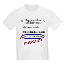 Cheeseheads Suck T-Shirt