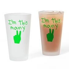 uni2 Drinking Glass