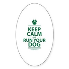 Keep Calm Decal