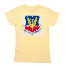 USAF-ACC-Shield Girl's Tee