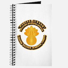 USMC - Marine Gunner Journal