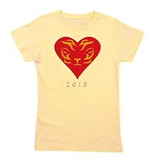 Tiger-2010 Girl's Tee