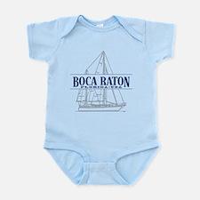 Boca Raton - Infant Bodysuit