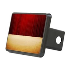 Theater stage curtains Hitch Cover
