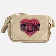 Twilight Secret Messenger Bag