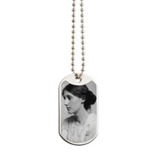 woolfYoungJournal Dog Tags
