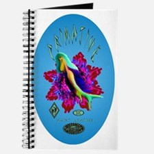 COBIA GIRL PROOF STICKER Journal