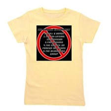 The Shadow Government Pillow Girl's Tee