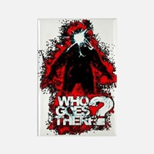 WhoGoesThere2 Rectangle Magnet