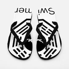 2-Swimmer_women Flip Flops