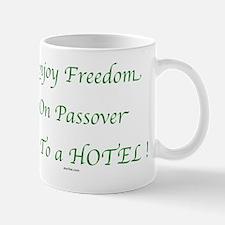 Passover Freedom 2 flat Mug