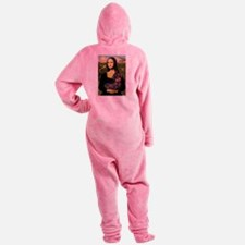 SFP-Mona-Dachs-Blk4.png Footed Pajamas