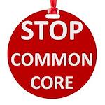 Stop Common Core Ornament