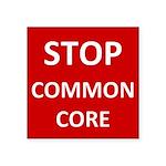 Stop Common Core Sticker