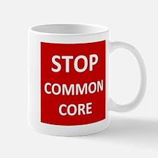 Stop Common Core Mugs