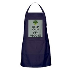 Keep Calm and Eat Veggies Vegetarian Vegan Broccol
