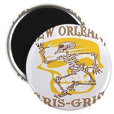 New Orleans Gris Gris Magnet