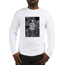 Funky Faery Long Sleeve T-Shirt