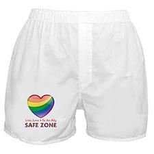 Safe Zone - Ally Boxer Shorts