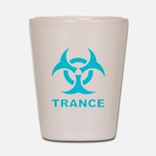 bohazardtrance Shot Glass