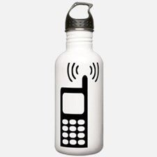 cellphone_ring Water Bottle