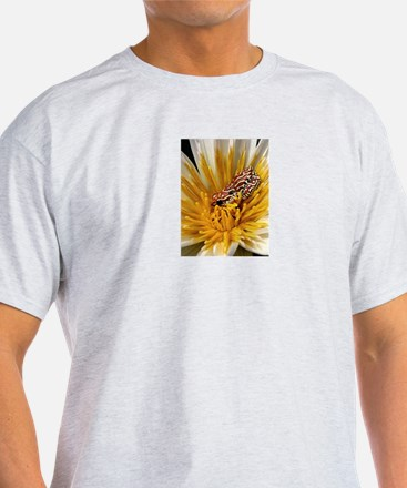 Frog hiding in a flower T-Shirt