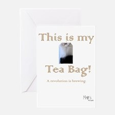 This is my Tea Bag Greeting Card