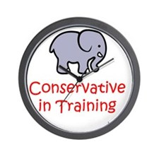 Conservative In Training Wall Clock
