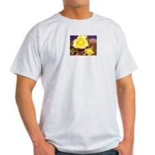 Yellow rose photography T-Shirt