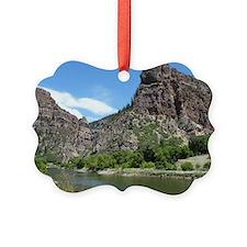Glenwood Springs Canyon Colorado  Ornament