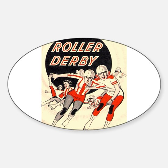 Roller Derby Advertisemnt Image Retro Derby Girl S