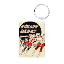 Roller Derby Advertisemnt Image Retro Derby Girl K