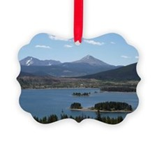 Lake Dillon Frisco Colorado Natur Ornament