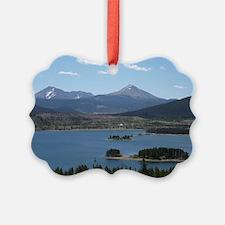 Lake Dillon Frisco Colorado Natur Ornament