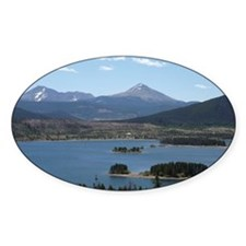 Lake Dillon Frisco Colorado Nature  Decal