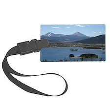 Lake Dillon Frisco Colorado Natu Luggage Tag