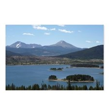 Lake Dillon Frisco Colora Postcards (Package of 8)