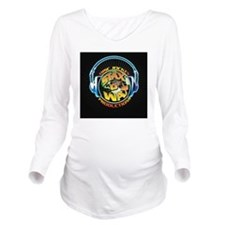 2009 Stax Logo 2400x Long Sleeve Maternity T-Shirt