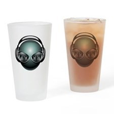 dj1 Drinking Glass