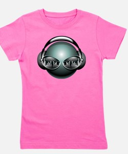 best dj Girl's Tee