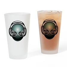 dj4 Drinking Glass