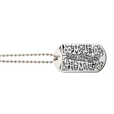 TT_call_security_BW Dog Tags