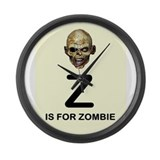 Zombie Giant Clocks
