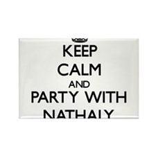 Keep Calm and Party with Nathaly Magnets